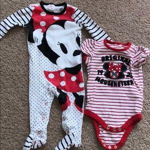 Disney Baby - lot of 2